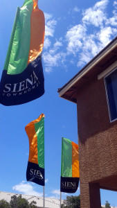 Siena Flags (4)