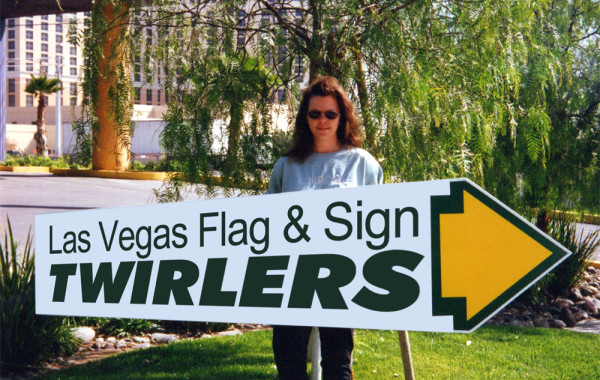 Sign Twirlers & Human Directionals