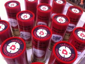 HomeAid Shotgun Sponsor Shells (2)