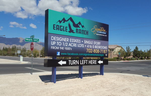 Onsite / Offsite Marketing Signs