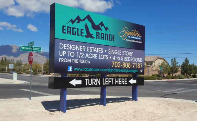 Eagle Ranch 8 x 16 Land Lease