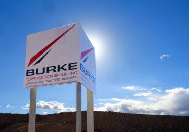 Congratulations to Burke Construction Group
